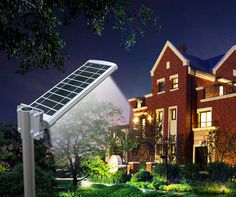 Solar Street Light - 15 Watt - Wholesale