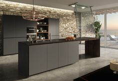 A new project by Gabriele Centazzo for Valcucine / Una nuova cucina di Gabriele Centazzo per Valcucine