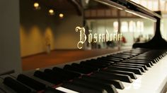 """The 9.6 feet long, 97-keyed, $250,000 Imperial Grand is described as the """"biggest, baddest piano in existence"""""""