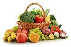 VIVERE IN SALUTE: i colori della salute -frutta e verdura