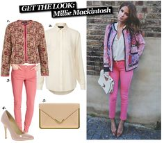 GET THE LOOK: Millie Mackintosh | THE EDIT