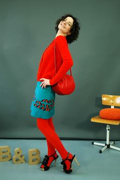 Bonnie-and-Buttermilk - Midi Skirts