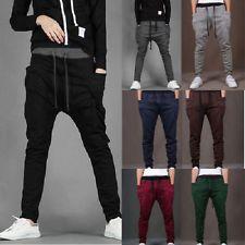 Para Hombre Casual Jogger Danza Sportwear HARÉN PANTALONES PANTALONES PANTALONES Sweatpants