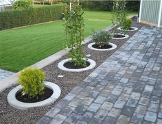 71 Beautiful Gravel Garden Design Ideas For Side Yard And Ba.- 71 Beautiful Gravel Garden Design Ideas For Side Yard And Backyard 71 Beautiful Gravel Garden Design Ideas For Side Yard And Backyard - Backyard Garden Design, Vegetable Garden Design, Small Garden Design, Backyard Ideas, Pool Ideas, Vegetable Gardening, Container Gardening, Pebble Garden, Gravel Garden