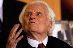 Billy Graham and his prayer for the nation in his 95th year.