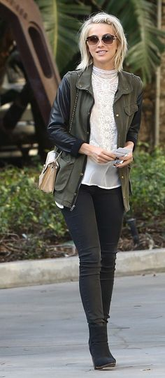 Julianne Hough out and about in LA