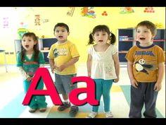 ▶ Canta a e i o u - Cantando Aprendo a hablar - YouTube