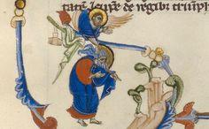 Abbey bible Getty MS 107; Bologna 1250-1262; f. 351r