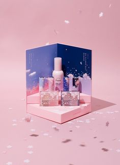 Etude House Sweet Endorser Cherry Blossom kit on Behance Etude House, Beauty Packaging, Cosmetic Packaging, Brand Packaging, Web Design, Layout Design, Graphic Design, Cosmetic Display, Cosmetic Design