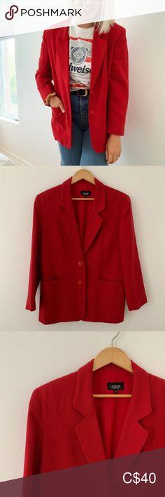 I just added this listing on Poshmark: Vintage Lindor Petite Blazer. Chunky Knit Cardigan, Grey Sweater, Blazers For Women, Jackets For Women, Lindor, Linen Suit, Checked Blazer, Oversized Blazer, Blazer Buttons