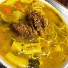 """How to make soup joumou ( or squash soup) the Haitian way/ La recette du """"soup joumou"""" - Haiti Infos Haitian Food Recipes, Jamaican Recipes, Indian Food Recipes, Ethnic Recipes, Haitian Pumpkin Soup Recipe, Soup Recipes, Cooking Recipes, Healthy Recipes, Cooking Time"""