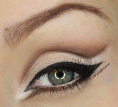 Makijażowo: Opadająca powieka - to żaden problem...( +makijaż)