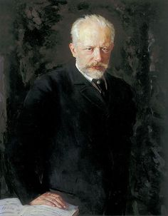 Tchaikovsky, Peter Ilyich. Listen to the Nutcracker Suite... to Symphony Nª 5 (in Valery Gergiev's version if you can), to the piano concerto and the violin concerto...