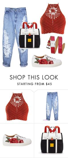 """""""Untitled #62"""" by bettina-agoston on Polyvore featuring Henri Bendel and Rebecca Minkoff"""