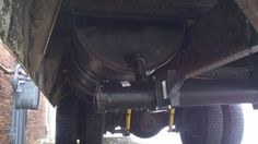 55 gal. drum black/gray water custom holding tank