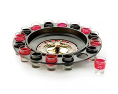 Drinking Roulette Game - Home Decor