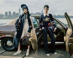 Photo Coach F/W 16/17 Campaign by Steven Meisel