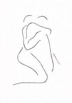 Black and white orig Black and white original ink drawing. Minimalist couple line art. Man and woman. Line Art, Minimal Art, Minimalist Drawing, Bedroom Art, Erotic Art, Line Drawing, Easy Drawings, Oeuvre D'art, Female Art