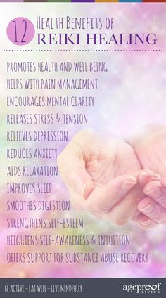 12 Health Benefits Of Reiki Healing