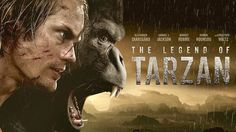 "THE LEGEND OF TARZAN — Or: ""Tarzan Returns"" (basically). From the director of Harry Potter And The Order Of The Phoenix, The Half-Blood Prince, and The Deathly Hallows Part 1 & 2. A (original?) sequel to a story we all know, but sadly I don't know..."