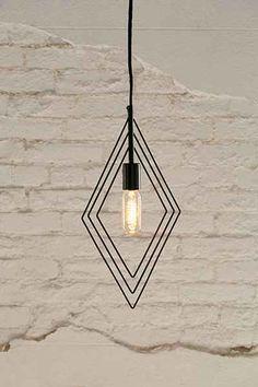 Assembly Home Wyatt Diamond Pendant Light