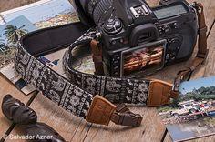 Viajes y fotografía | Travel blog | Salvador Aznar: Correas de cámara con glamour