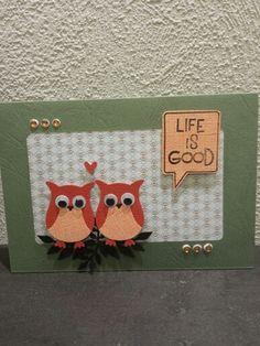 Owl punch kort