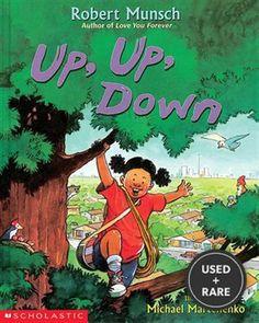 Up, Up, Down - Robert Munsch