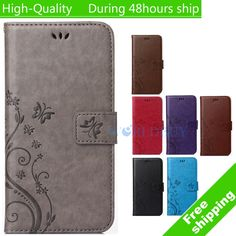3.66$  Know more - Pattern Leather Phone Case For Huawei Ascend P8 Lite P8 Mini TPU Back Cover Flip Shell Stand Wallet Bag Card Holder   #magazine