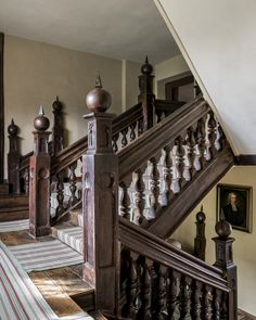 The Staircase at Canons Ashby, Northamptonshire - image 13 of 25