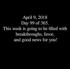 Best week ever!
