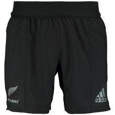 All Blacks Rugby Home Shorts Black