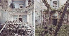 Die schönsten verlassenen Häuser in Europa! #News #Wohnen