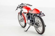 REVERB MOTORCYCLES THE TIDDLER