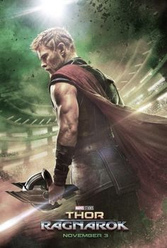 An edited version of the Thor poster!