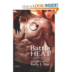 """""""Battle Heat"""" by Kelly L Lee is the sizzling story of Holly and Ares, a Titan and the God of War respectively. Holly has been given to Ares as his custodiaris, basically servant and plaything, but Ares finds he is strangely reluctant to take advantage of her. She is spirited and tough, and won't bow down to him. He finds that annoying but also attractive and so a sexually tense relationship develops between them. Ares isn't popular, even with his own family and especial"""
