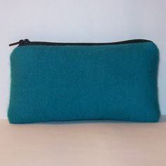 PouchAPalooza.com - Padded Pipe Pouch Teal Pipe Bag Pipe Case Glass Pipe Cozy