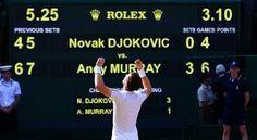Andy Murray - Wimbledon 2013 #RalphLaurenSS14