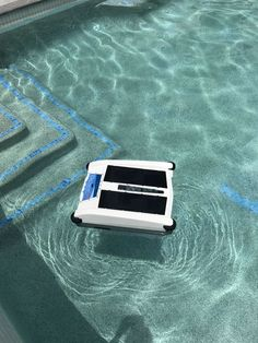 Solar-Breeze Pool Skimmer keeps your pool nearly 95% free of surface debris, using solar power to constantly patrol and skim.