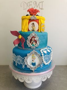 Sally Anns Cakes, handcrafted cakes for special occasions Sally Ann, Cakes Today, My Son Birthday, Cake Makers, Frozen Cake, Occasion Cakes, Celebration Cakes, Themed Cakes, How To Make Cake
