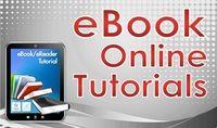 Get eBook/eReader help 24/7 with our online tutorials.
