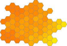We will then need to use some nested for loops in order to tessellate the hexagonal cell to recreate a honeycomb pattern. Honeycomb Pattern, Silicone Molds, Wax, Honeycomb