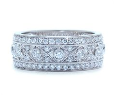 Brent, I would love to have this in rose gold! Right Hand Rings - Diamond and Semi-Precious | Ascot Diamonds