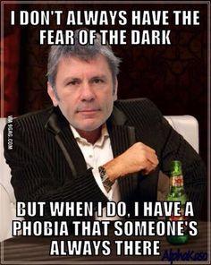 Fear of the Dark- Iron Maiden