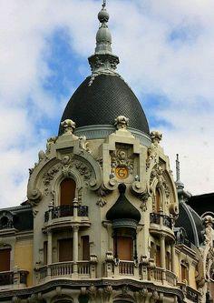 Arquitectura de Madrid España.