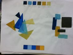 The right geometric shape needed more developing