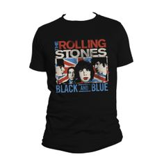 "Rolling Stones - BLACK / MT0BRS11 @ INR 599.00. Size Available - L, M, S. For order call : 022-24455054/55. You can also leave a message on our Facebook Page -""Sagarika Music"""