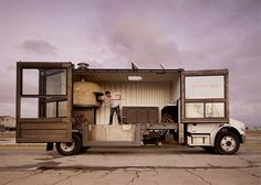 Del Popolo - looks like the best way to do food trucks...show em how it's done :>#Repin By:Pinterest++ for iPad#