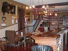 Buffalo Saloon at Patee House Museum by StJoMo, via Flickr