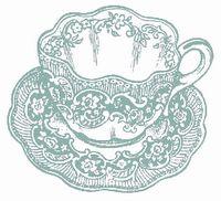 free printable teacup